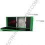 Полка для верстака  +20 держателей Toptul TAAD1602