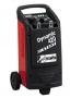 Пуско-зарядная тележка для АКБ, однофазная Dynamic 420