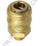 Разъем для пневматич. изделий 1/4' (мама) Jonnesway GM-02AM