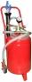 Установка для вакуумной откачки масла (24 литра)B24V