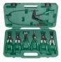 Комплект съемников хомутов крепления шланга Jonnesway AR060024