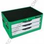 Ящик с инструментом (Pro-Line) 3 секции Toptul GCAZ0013