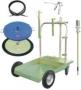 Набор для раздачи смазок для бочек 180-220 кг VS01ZS03W